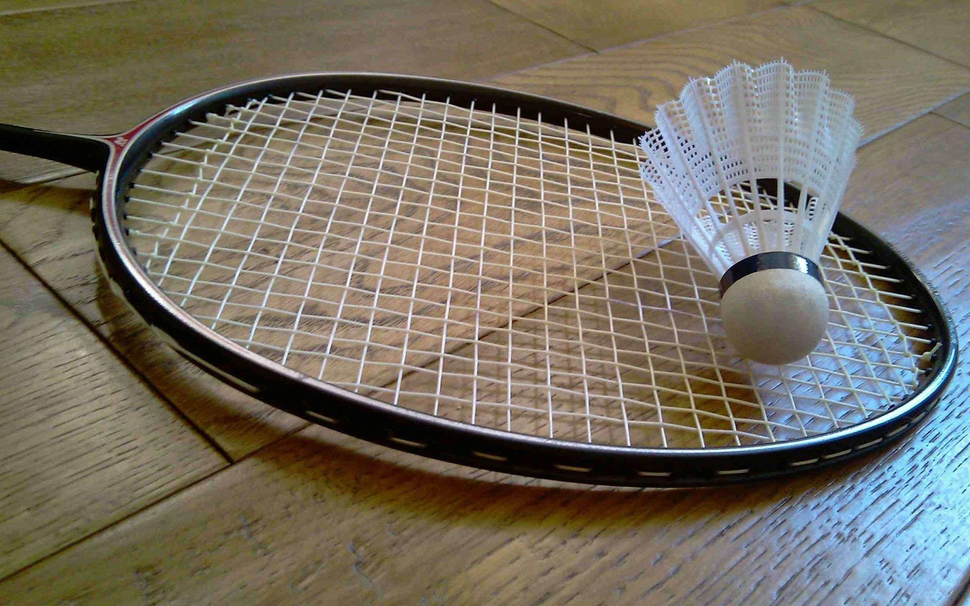 I Love Badminton Wallpaper | Images Guru