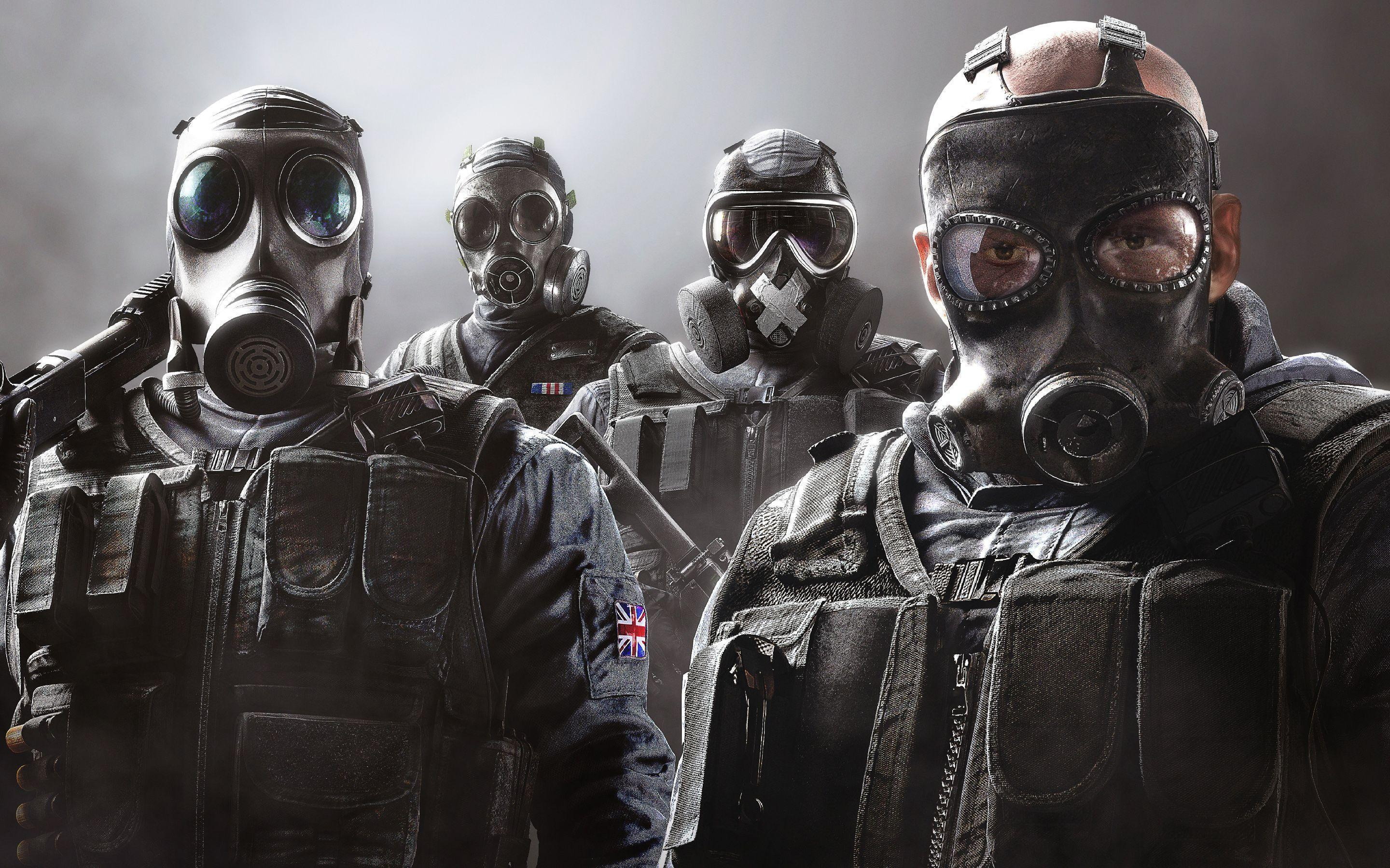 Tom Clancy's Rainbow Six Siege Wallpapers | HD Wallpapers