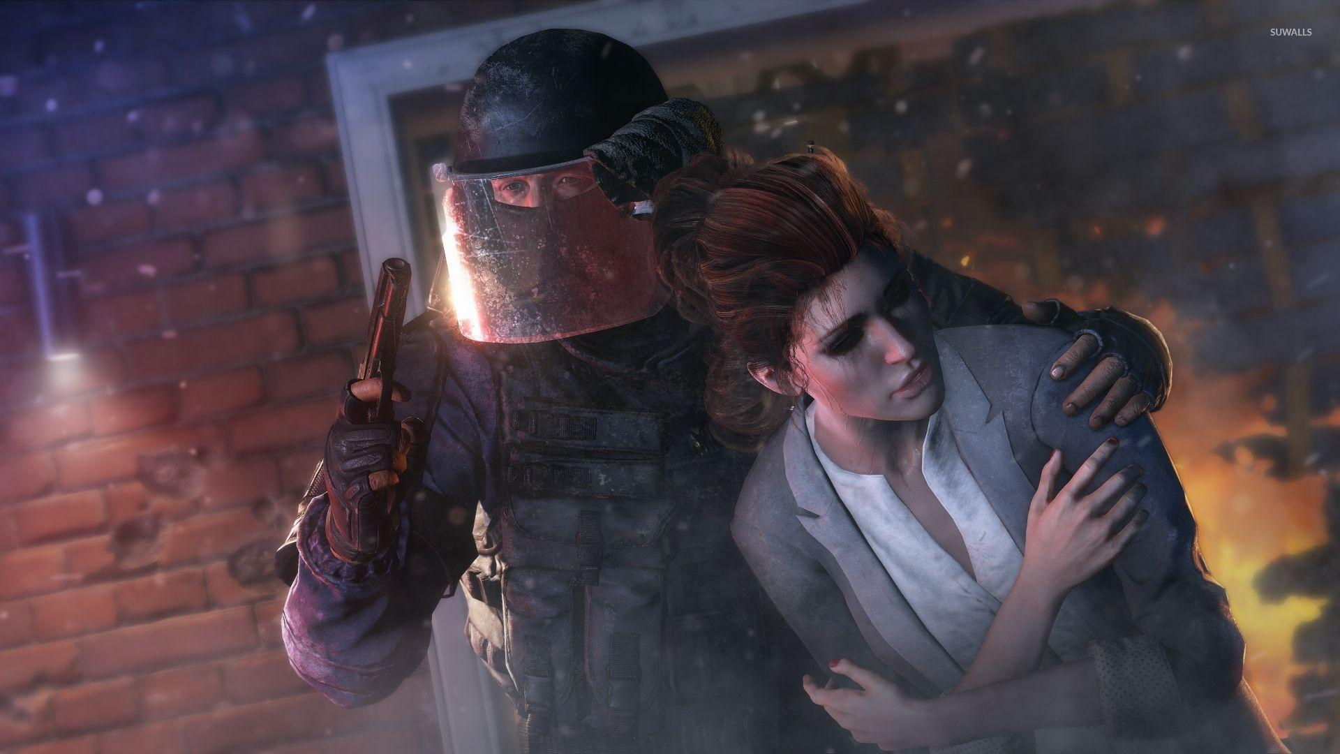 Tom Clancy's Rainbow Six: Siege [2] wallpaper - Game wallpapers ...