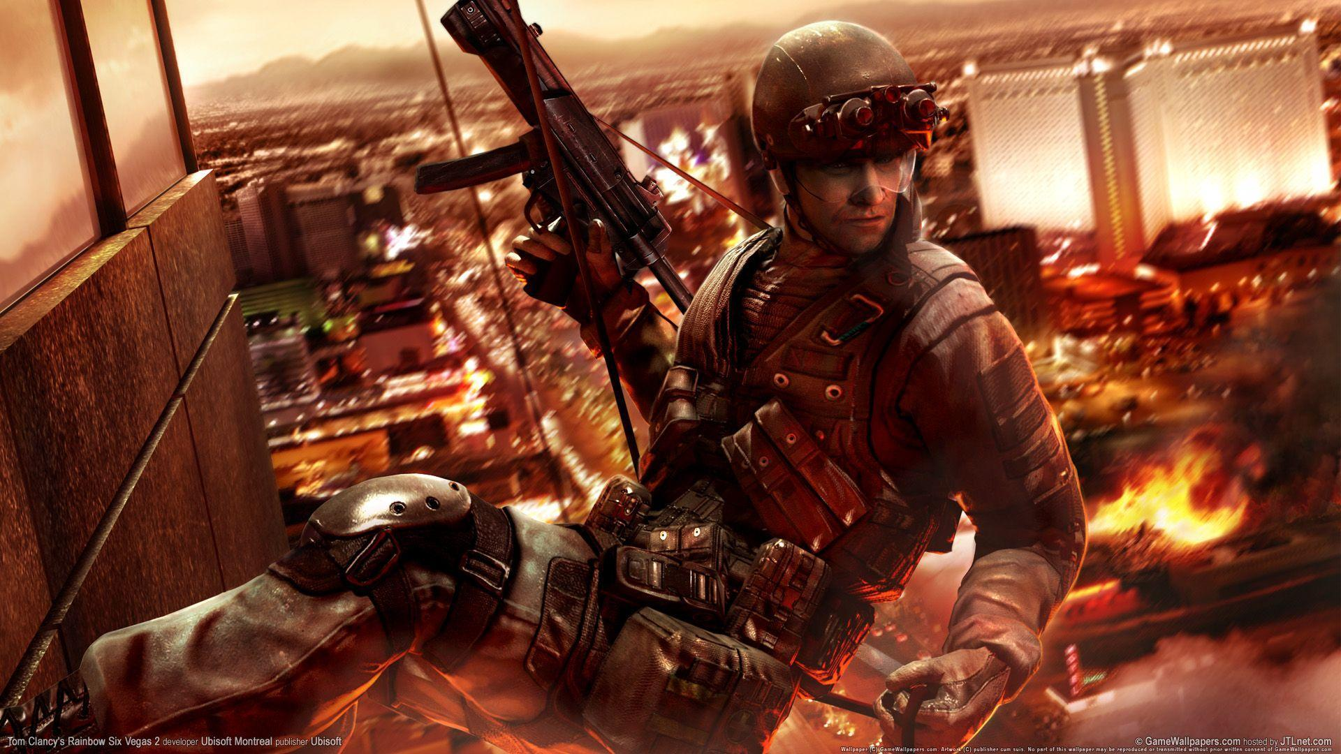 Tom clancys rainbow six vegas Wallpapers | HD Wallpapers