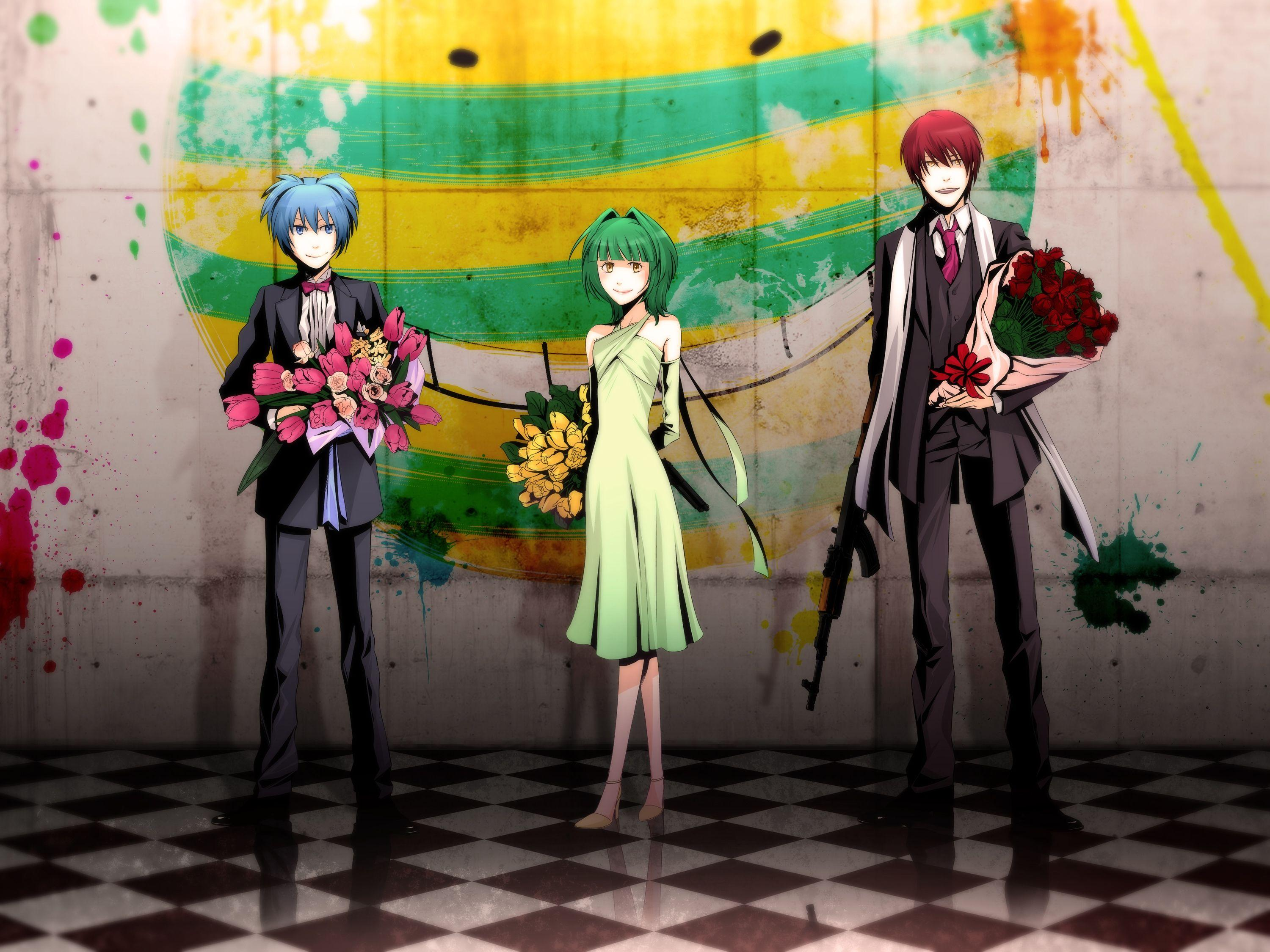 76 Assassination Classroom HD Wallpapers