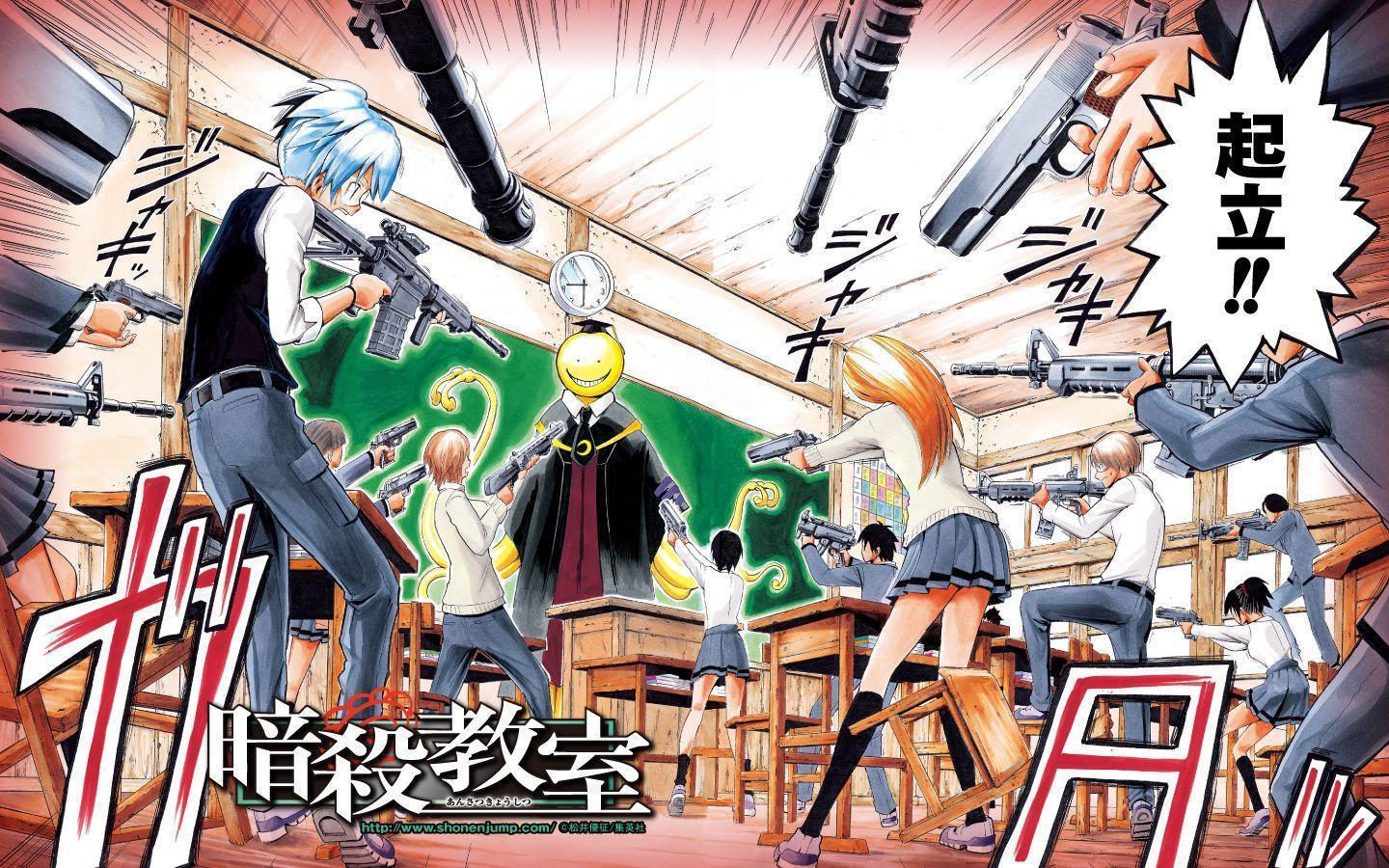 1000+ image about Assassination Classroom :)