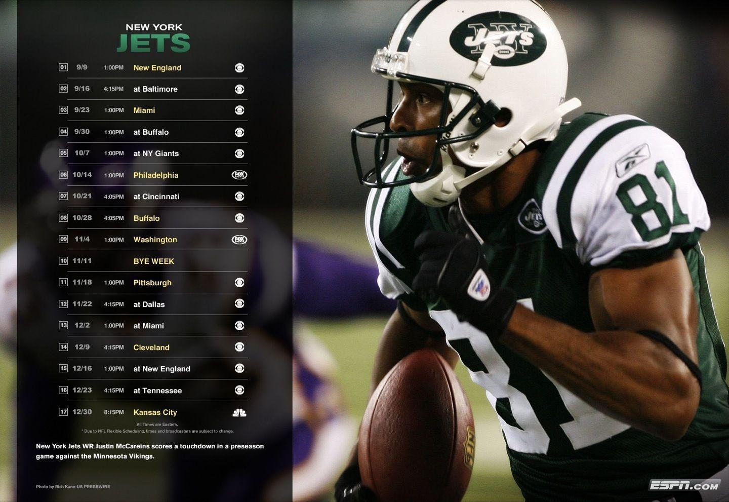 You Guys Asked Us For More New York Jets Wallpapers, So, Here You
