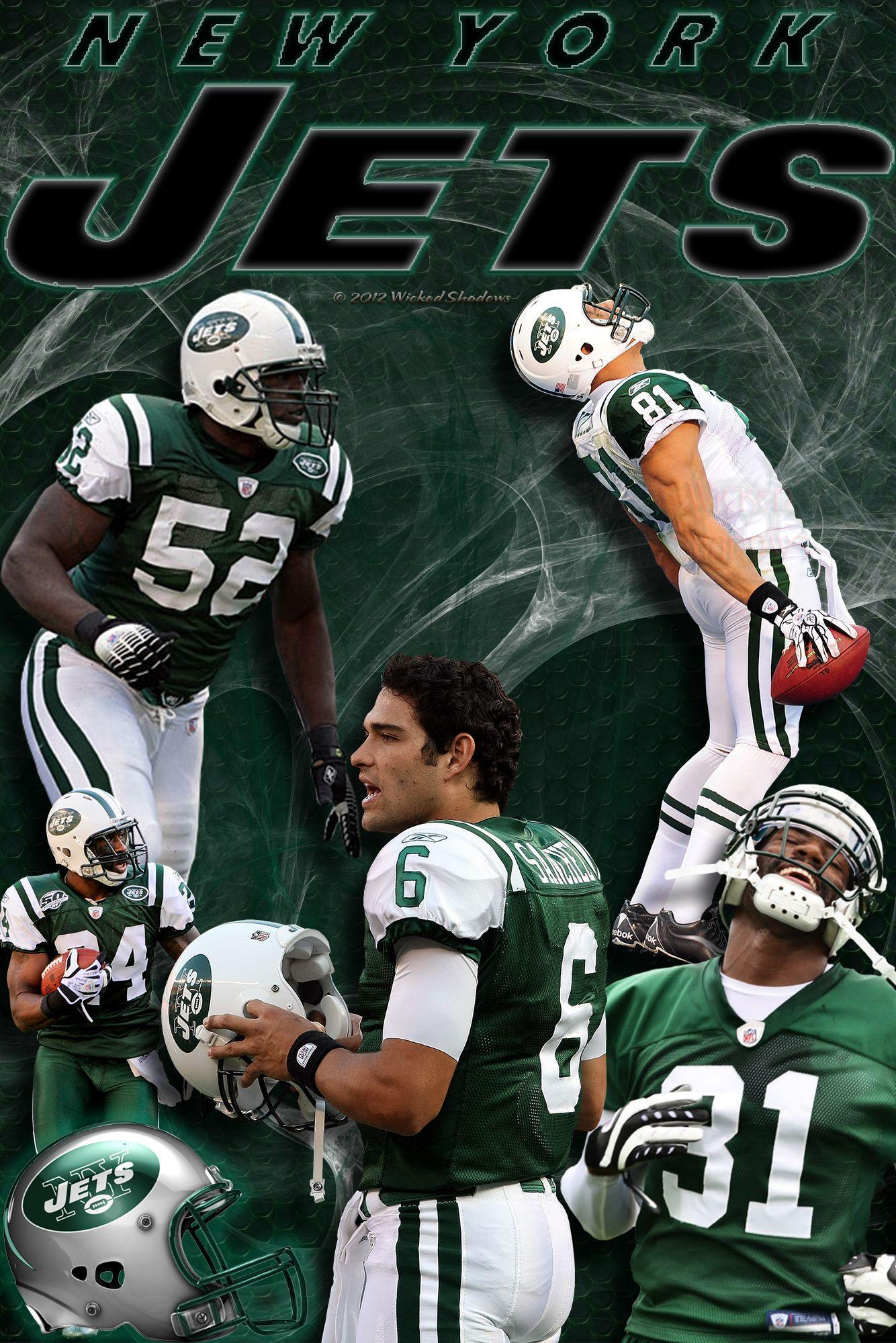 Wallpapers By Wicked Shadows: New York Jets Team Wallpapers