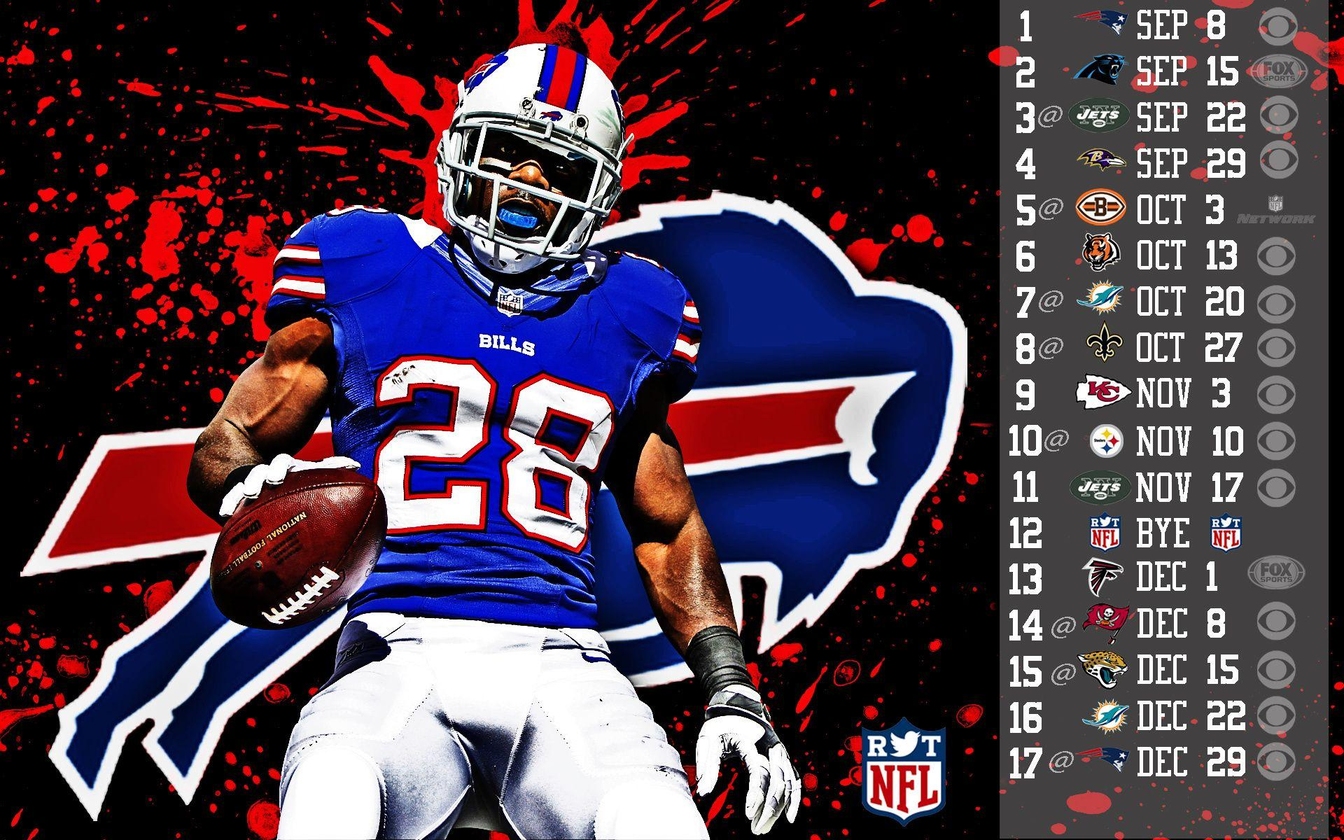 1920x1200 Nfl, Schedule, Sports, Buffalo Bills Schedule, American
