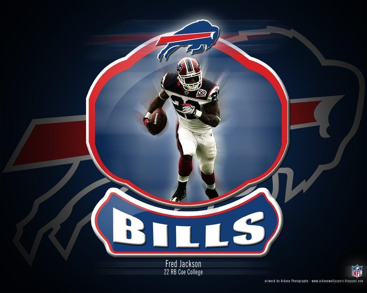 Arkane nfl wallpapers fred jackson buffalo bills