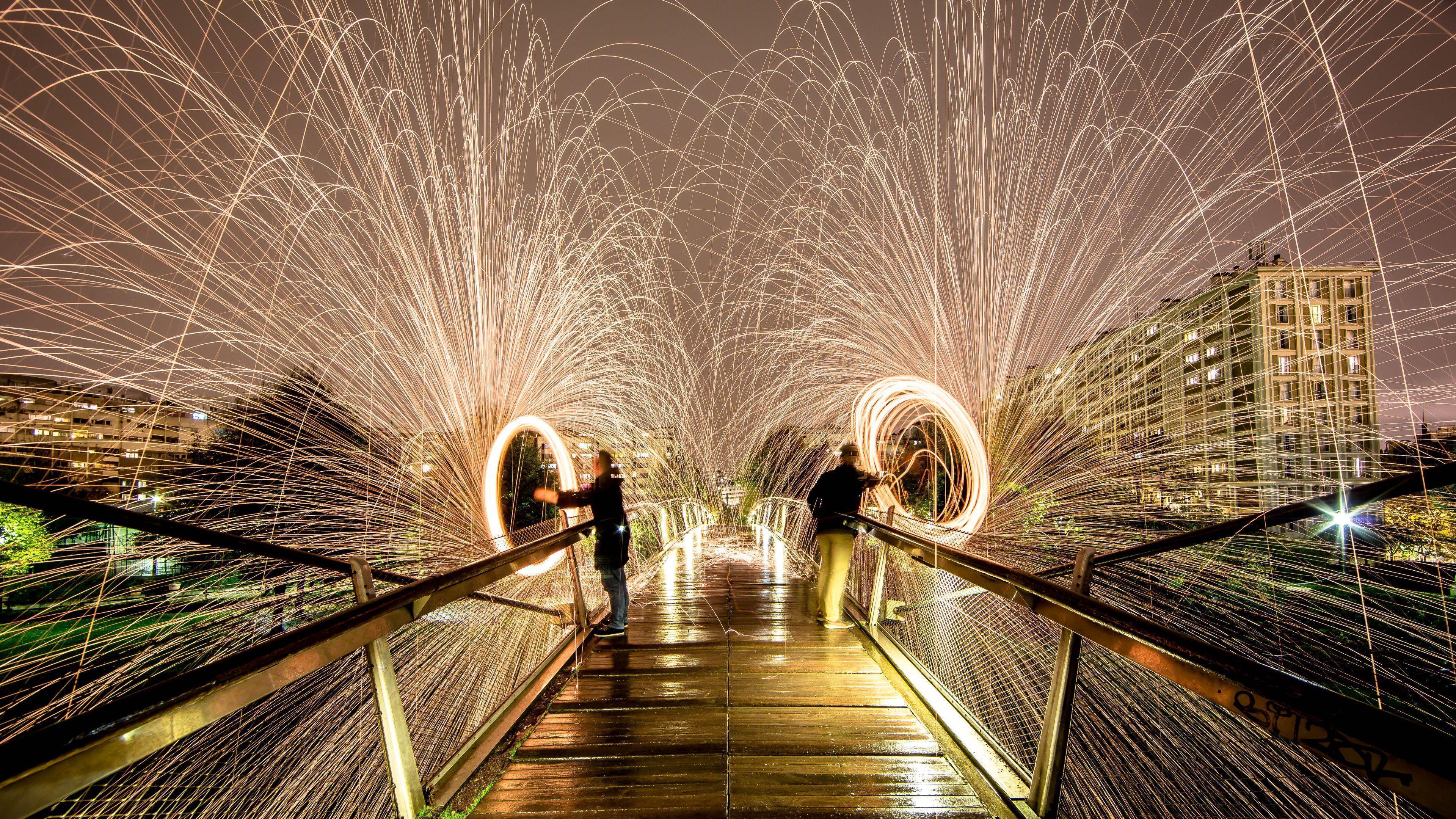 ultra hd wallpaper fireworks