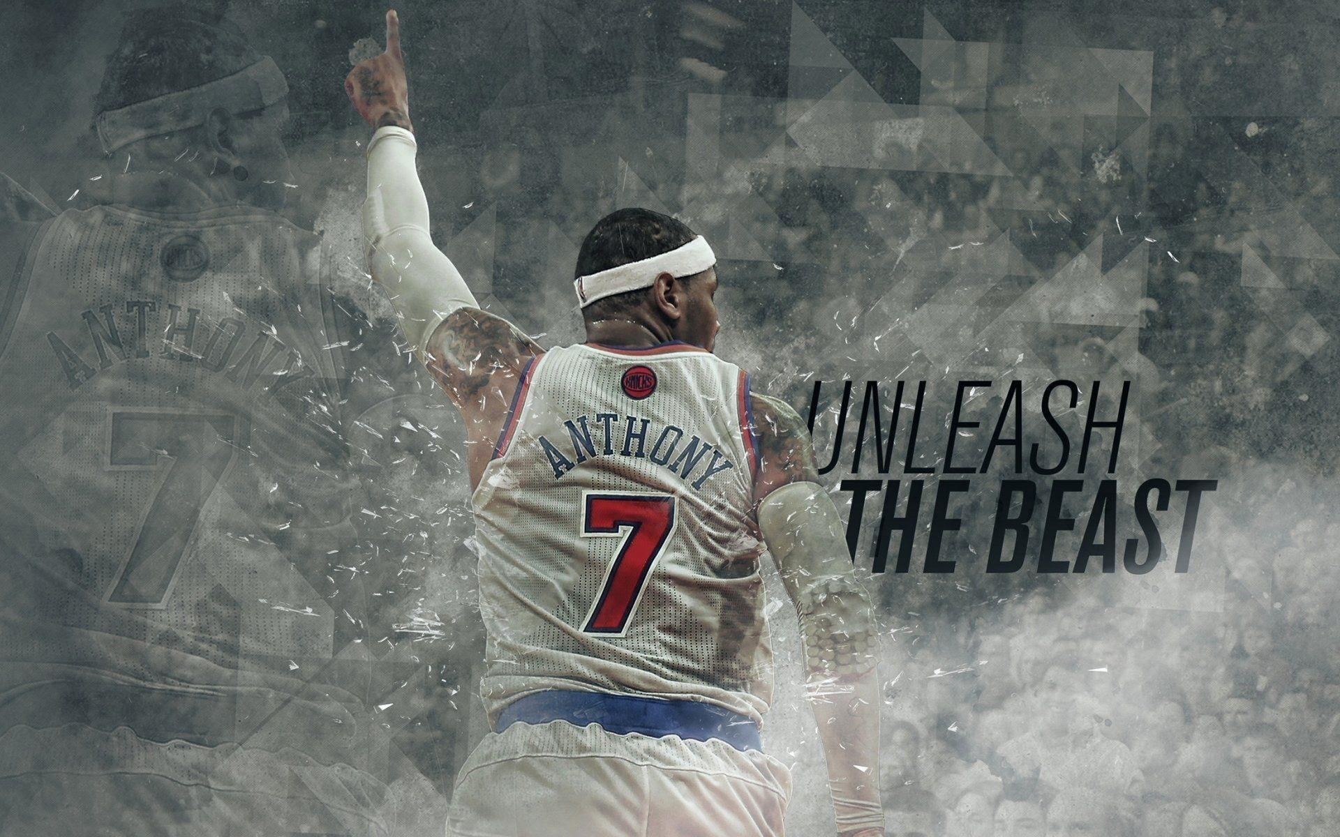 Free Download Carmelo Anthony New York Knicks Backgrounds ...