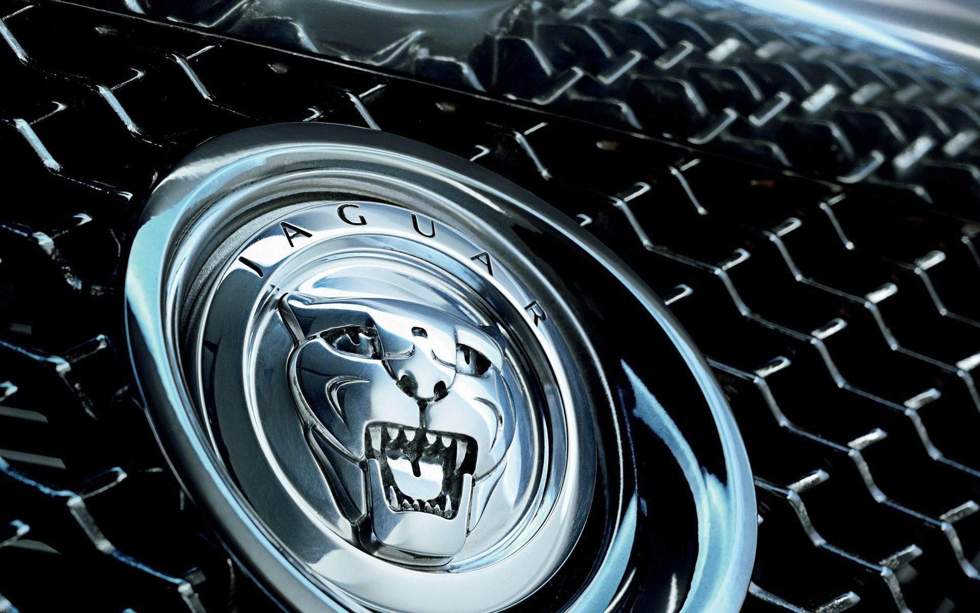 Jaguar Logo Wallpapers Wallpaper Cave
