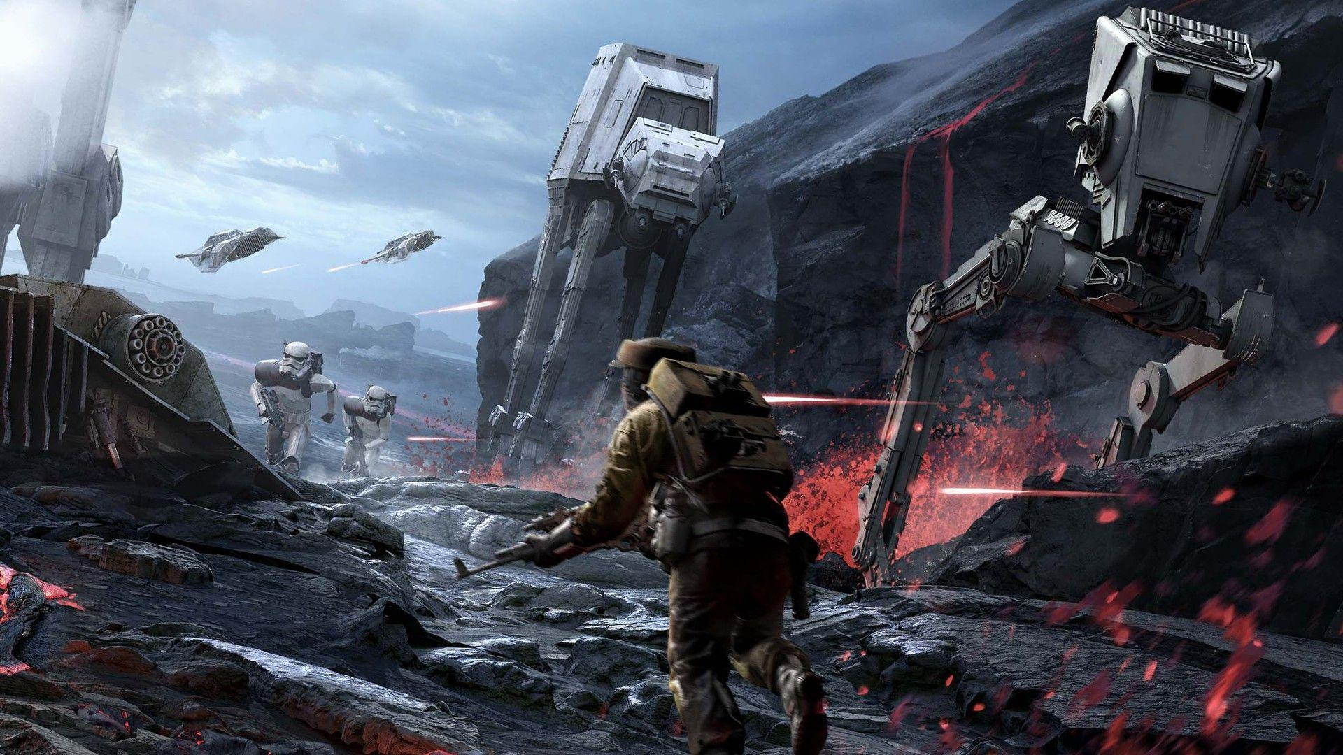 Star Wars Battlefront Wallpapers Wallpaper Cave