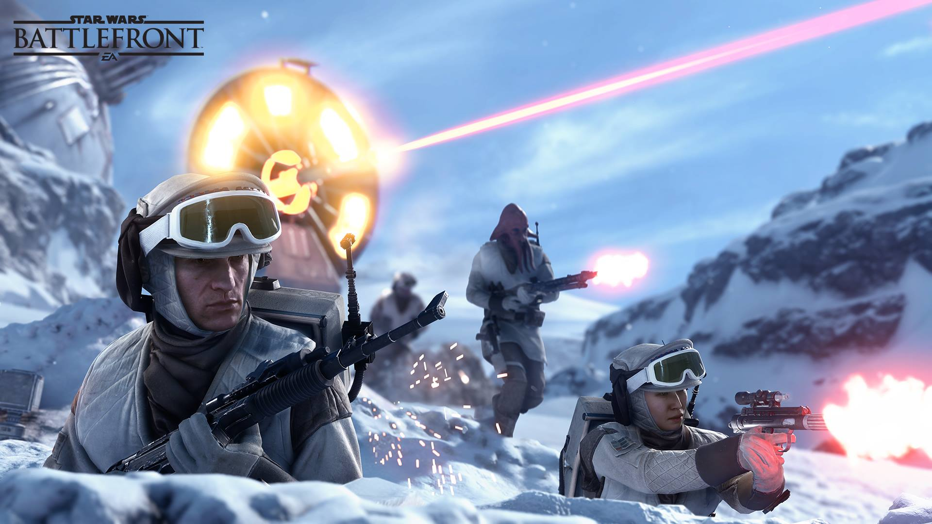 Star Wars Battlefront Wallpapers Wallpaper Cave
