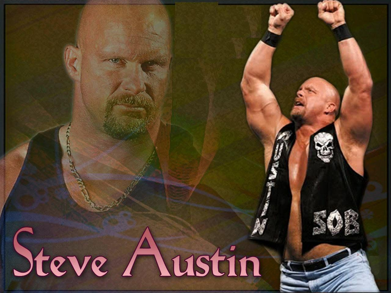 Stone Cold Steve Austin Wallpaper Middle Finger