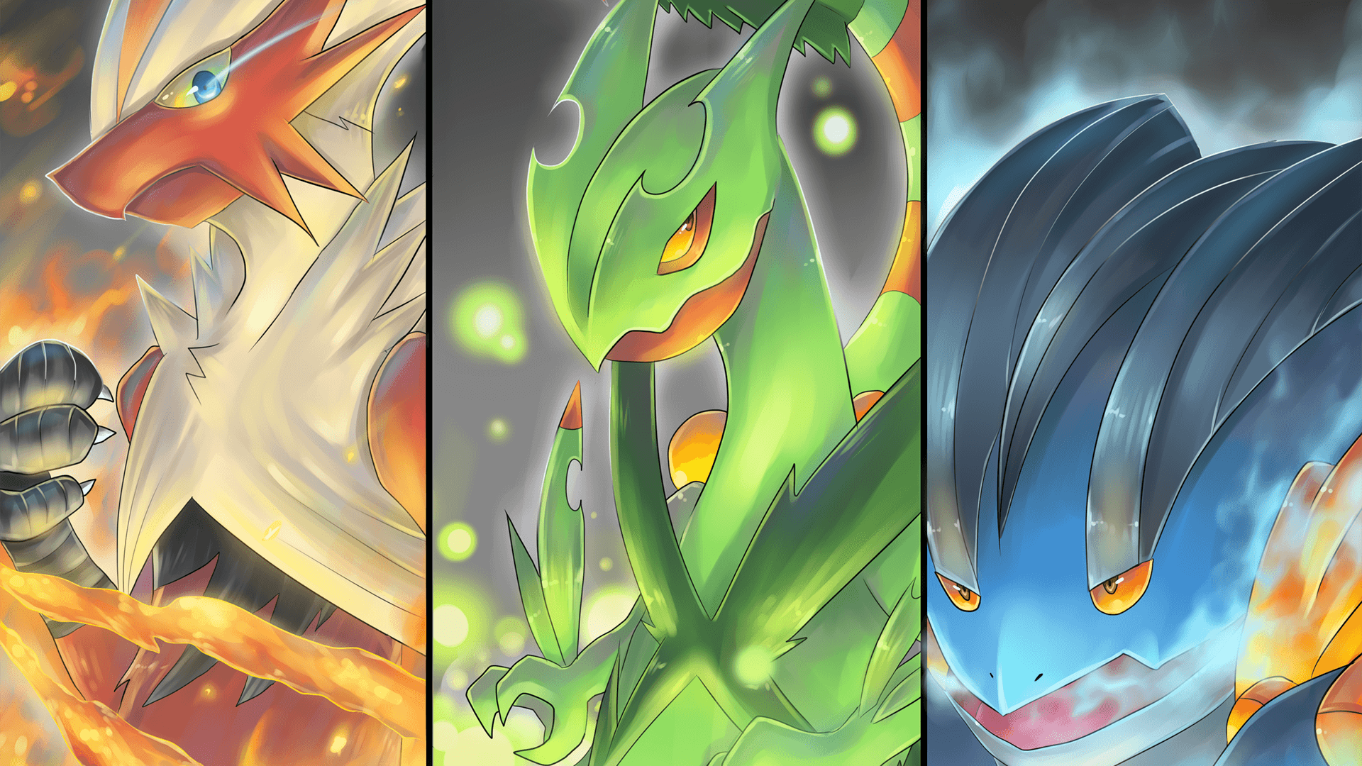 Mega Pokemon Wallpapers - Wallpaper Cave