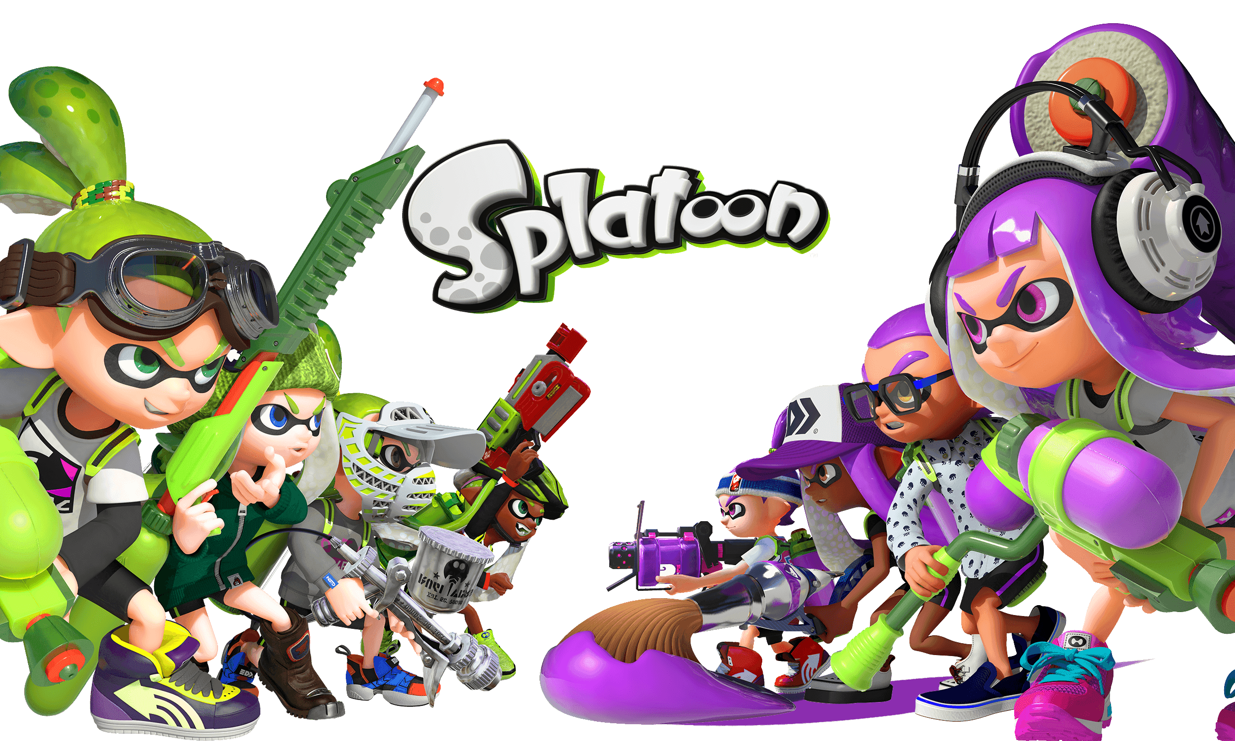 splatoon wallpaper by xxzicexx - photo #20