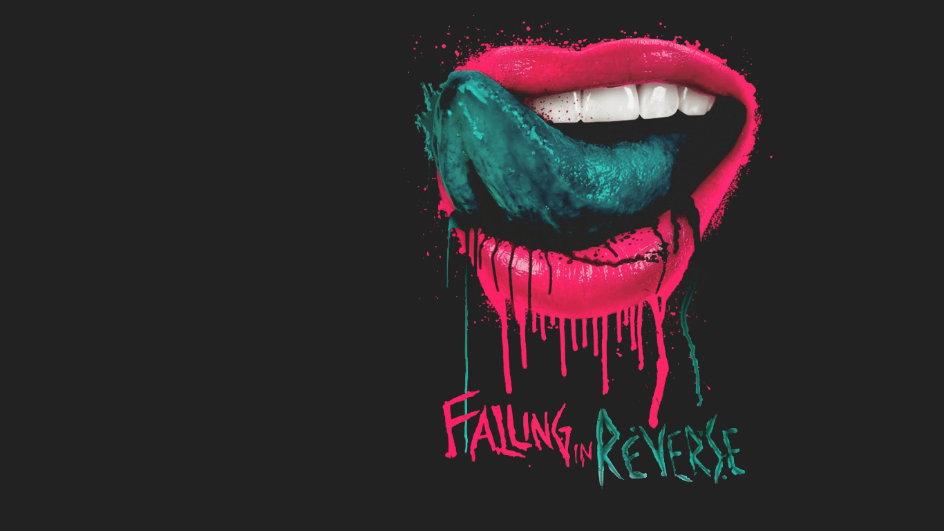 Falling in Reverse Lips Wallpapers by krsapinit