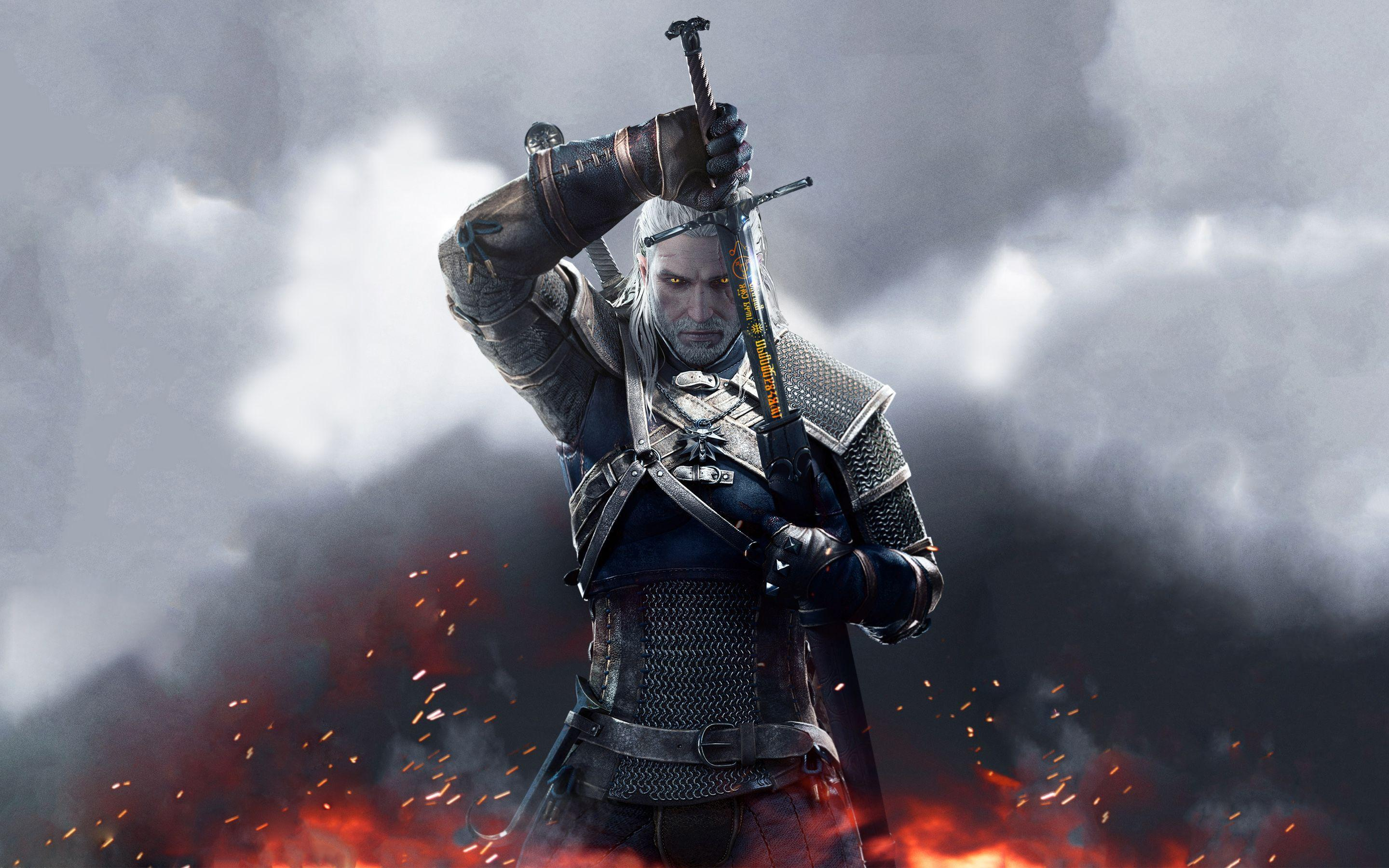 hd witcher wallpaper