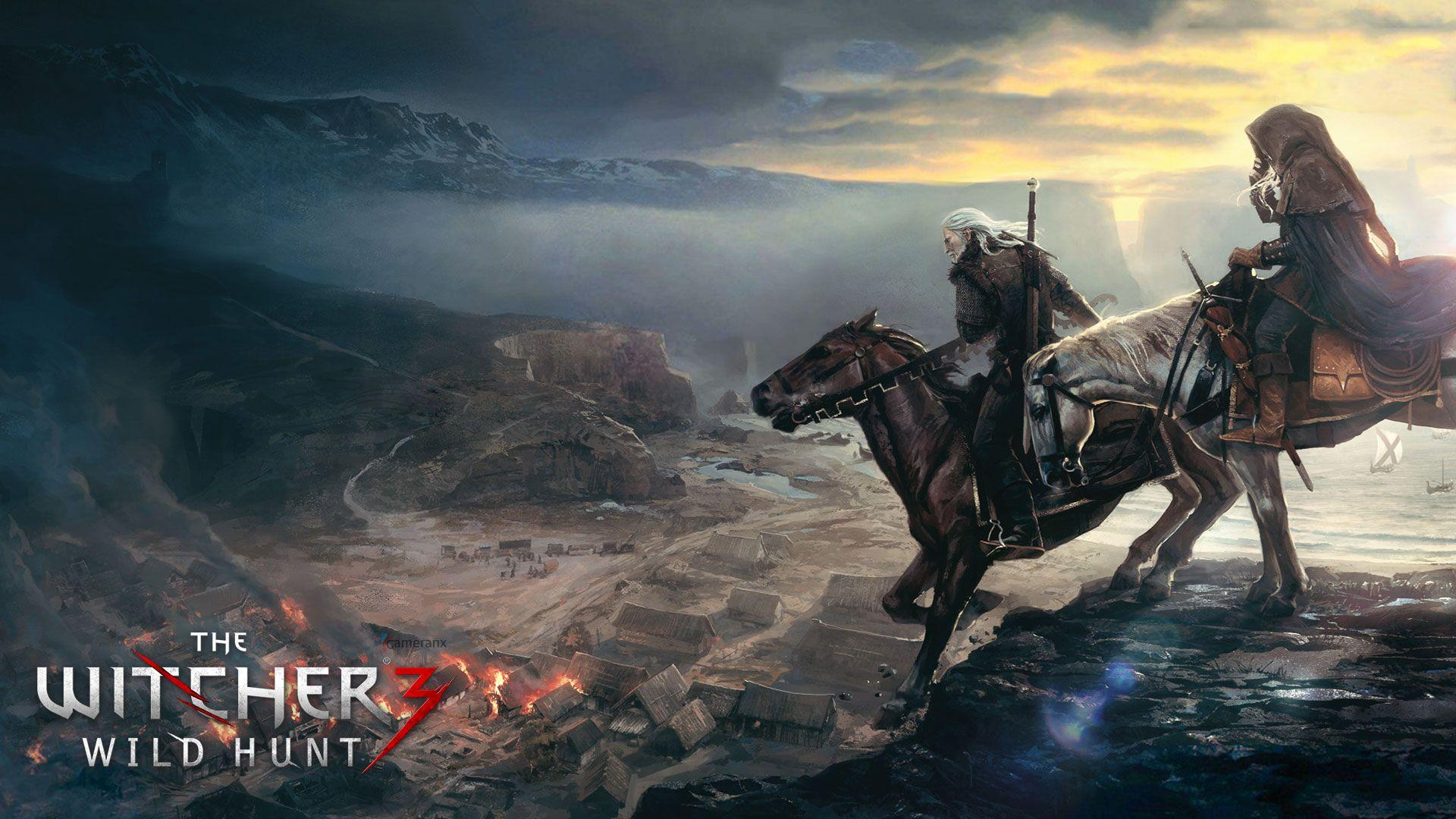 The Witcher 3 Wild Hunt Wallpapers High Quality