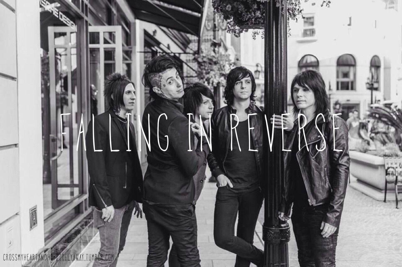 Falling In Reverse Fashionably Late Wallpaper Download