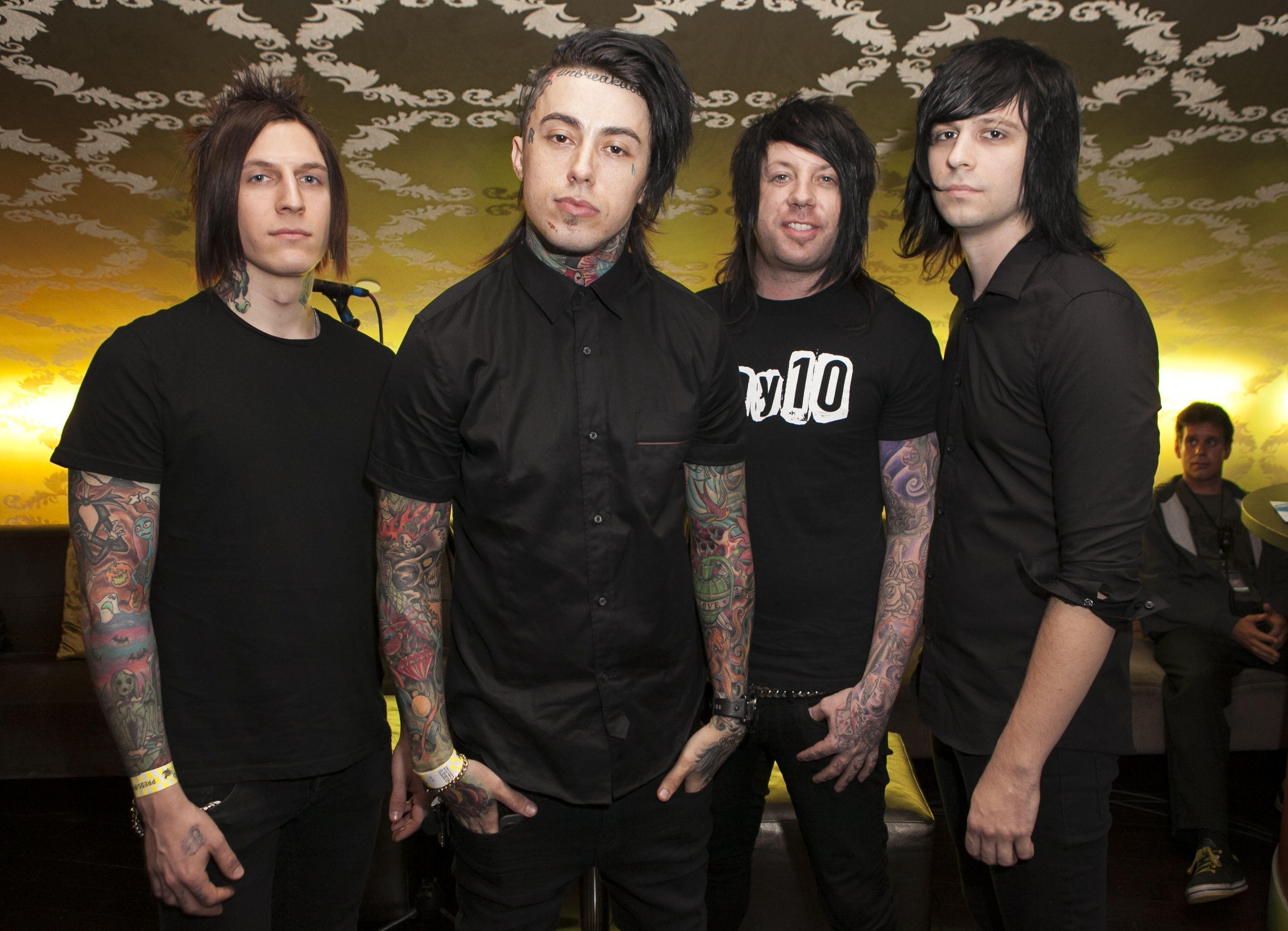 Falling In Reverse Ronnie 2013 94752