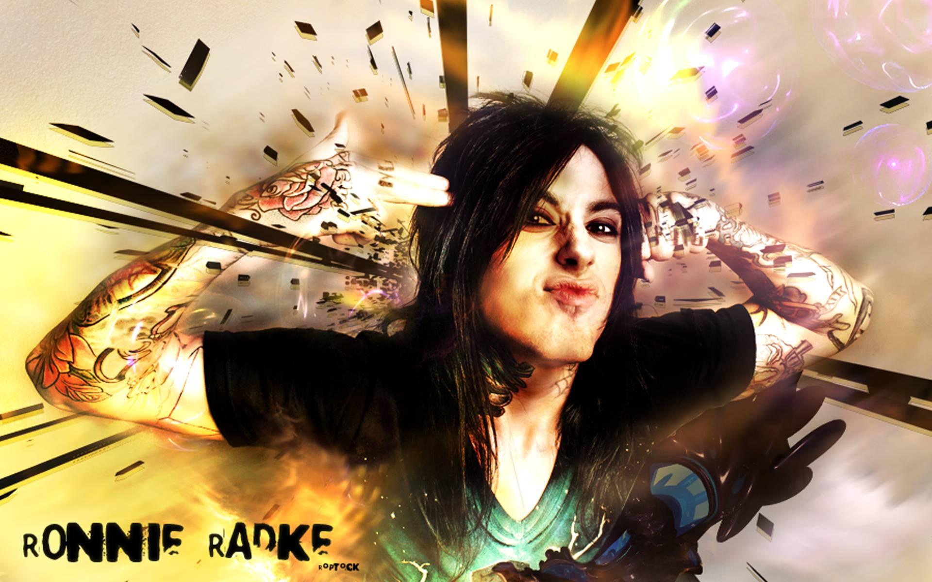 Ronnie radke wallpaper