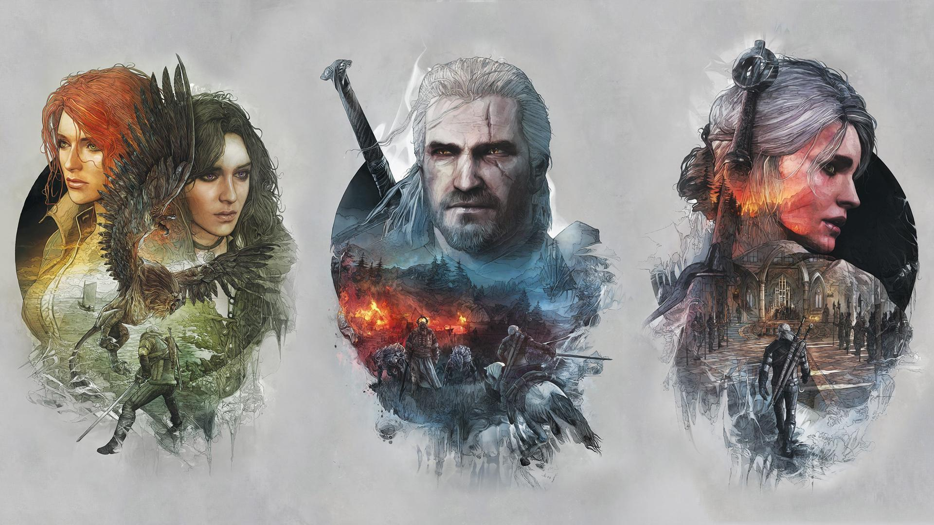 The Witcher 3 Wallpapers Image