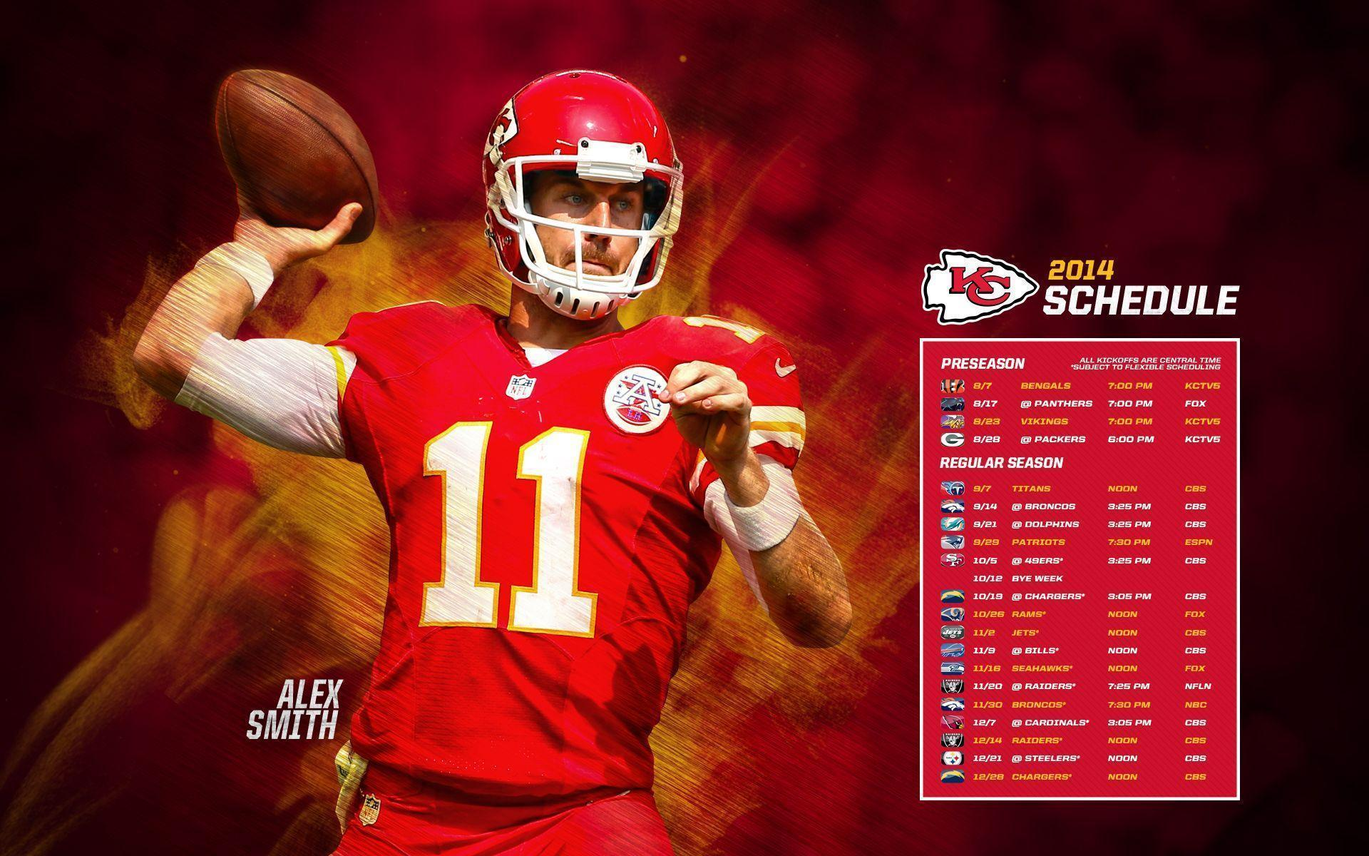 Kansas City Chiefs Wallpapers 2015