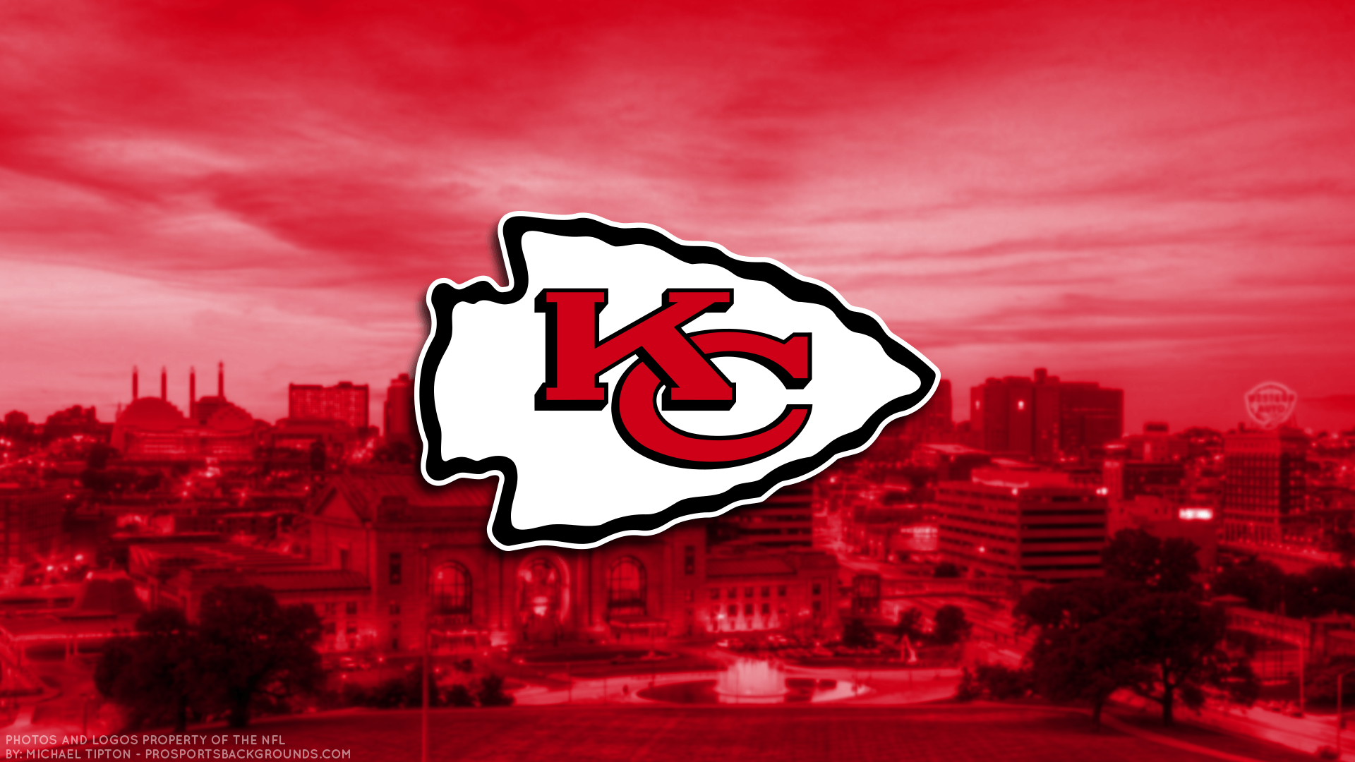 Kansas City Chiefs 2016 HD Schedule Wallpapers