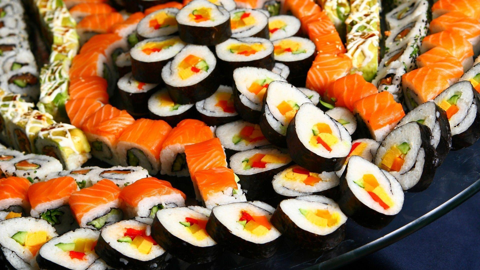 Sushi Wallpapers - Wallpaper Cave