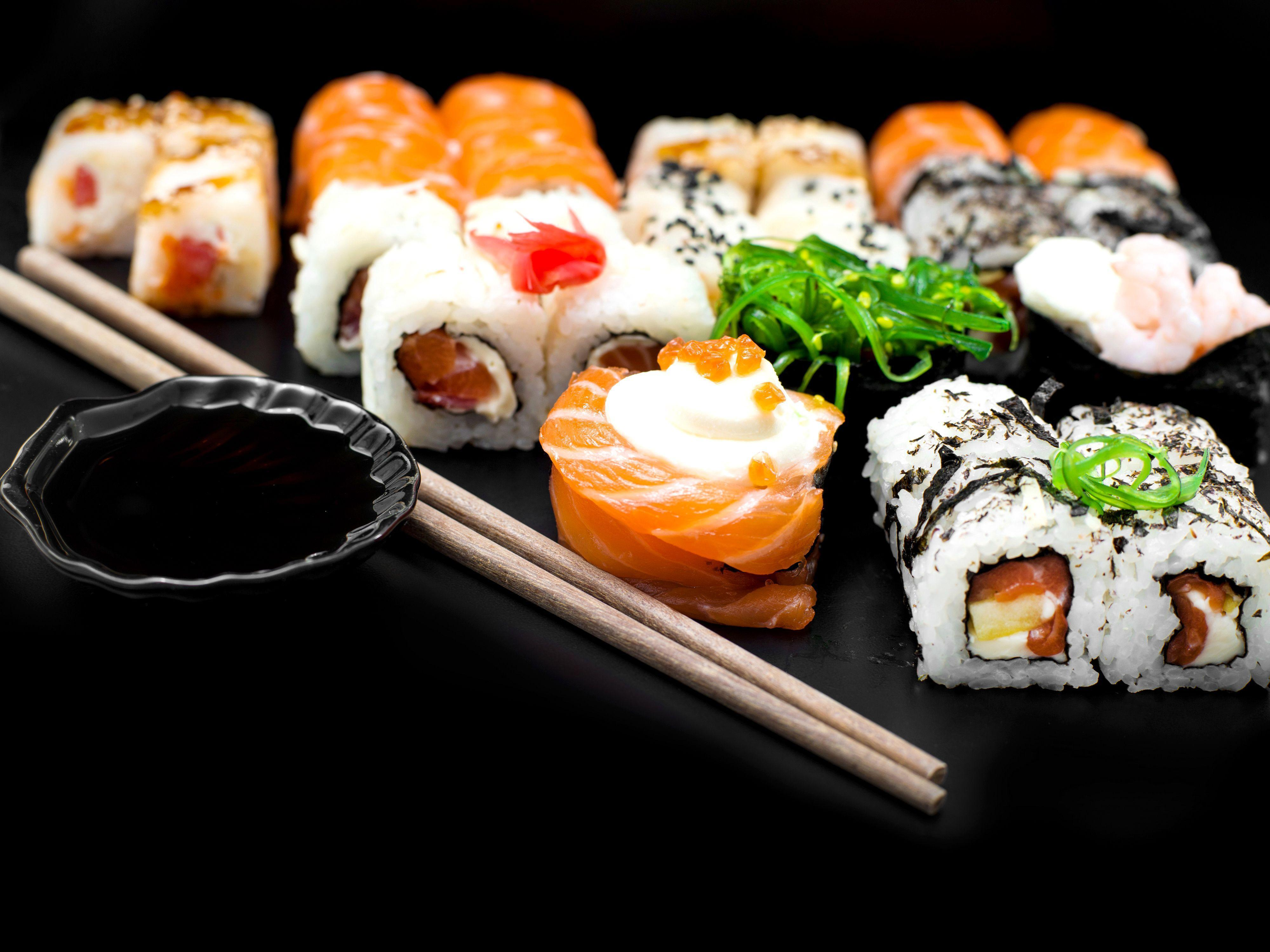 Sushi HD Wallpapers