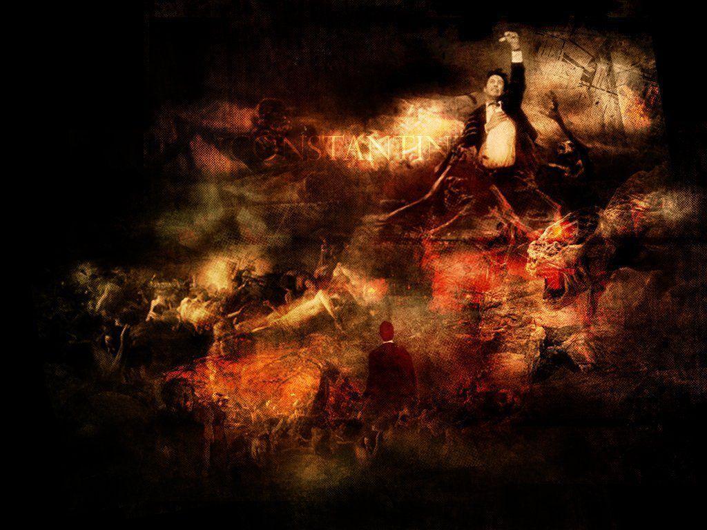 John Constantine Wallpapers Wallpaper Cave