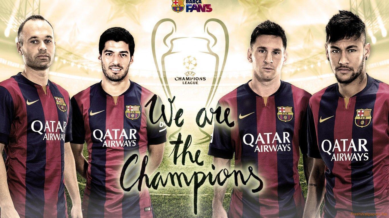 Messi Neymar Suarez Wallpaper 2016 28709