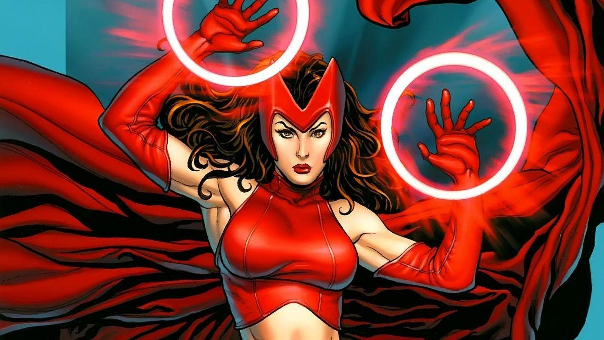 47 Scarlet Witch HD Wallpapers