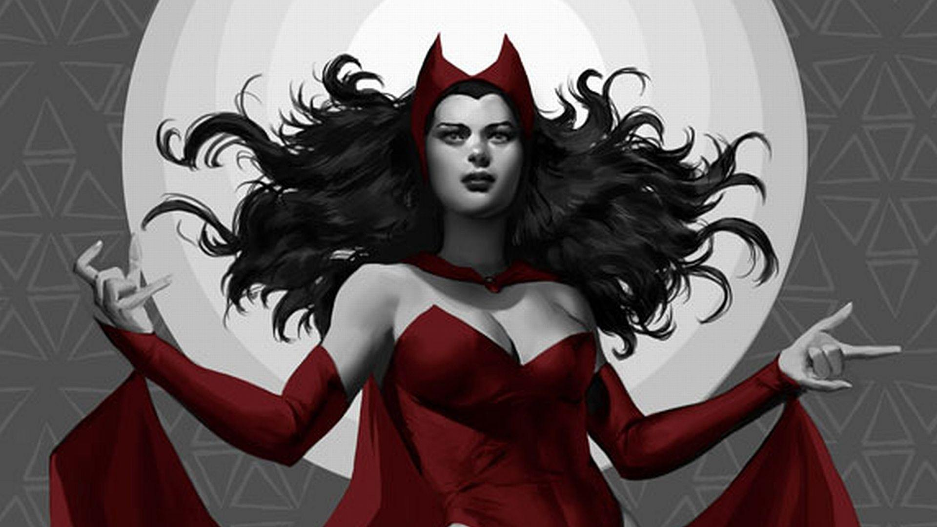 87 Scarlet Witch HD Wallpapers