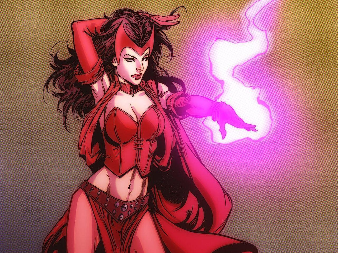 Scarlet Witch Computer Wallpapers, Desktop Backgrounds