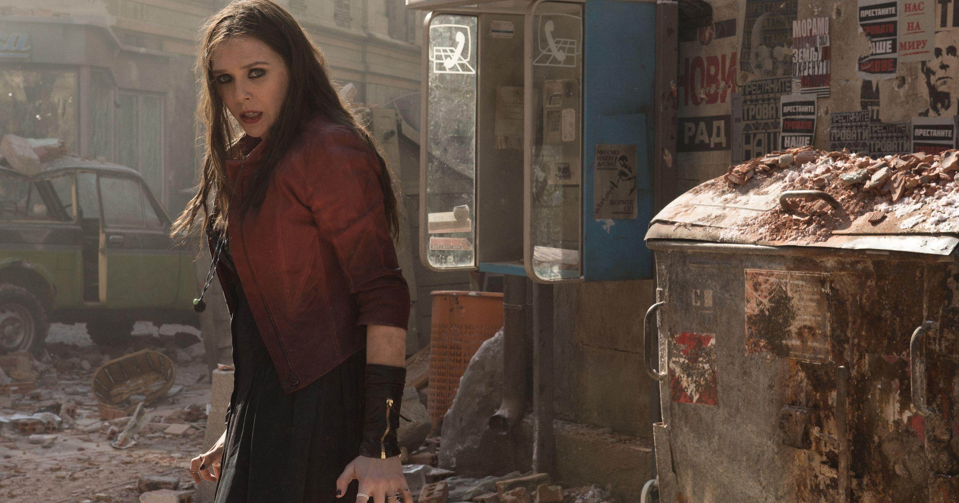 Page 1 | Scarlet Witch HD Wallpapers
