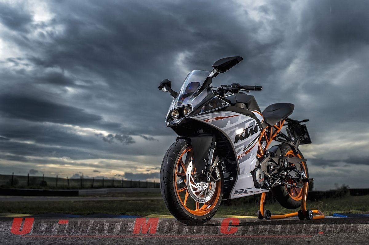 KTM RC390 Wallpapers