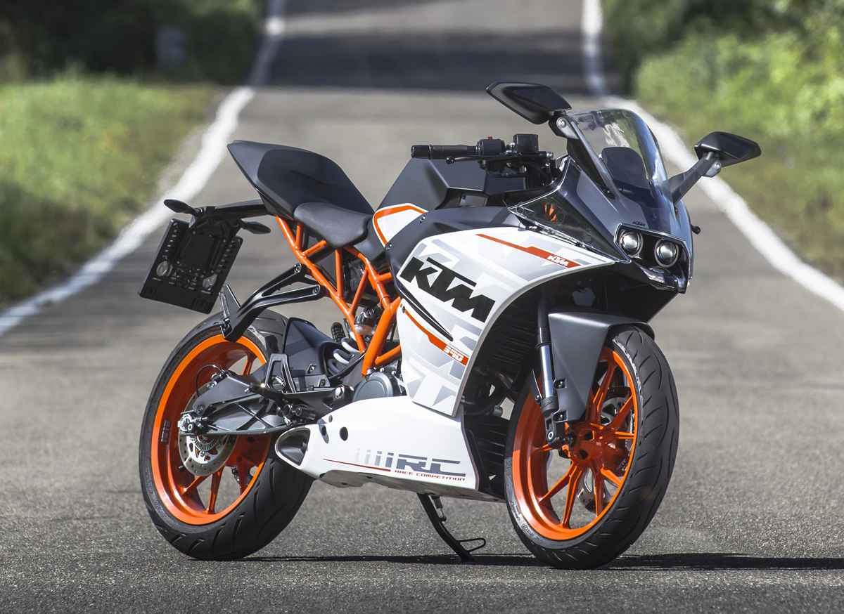 Ktm Rc 390 Wallpapers Wallpaper Cave