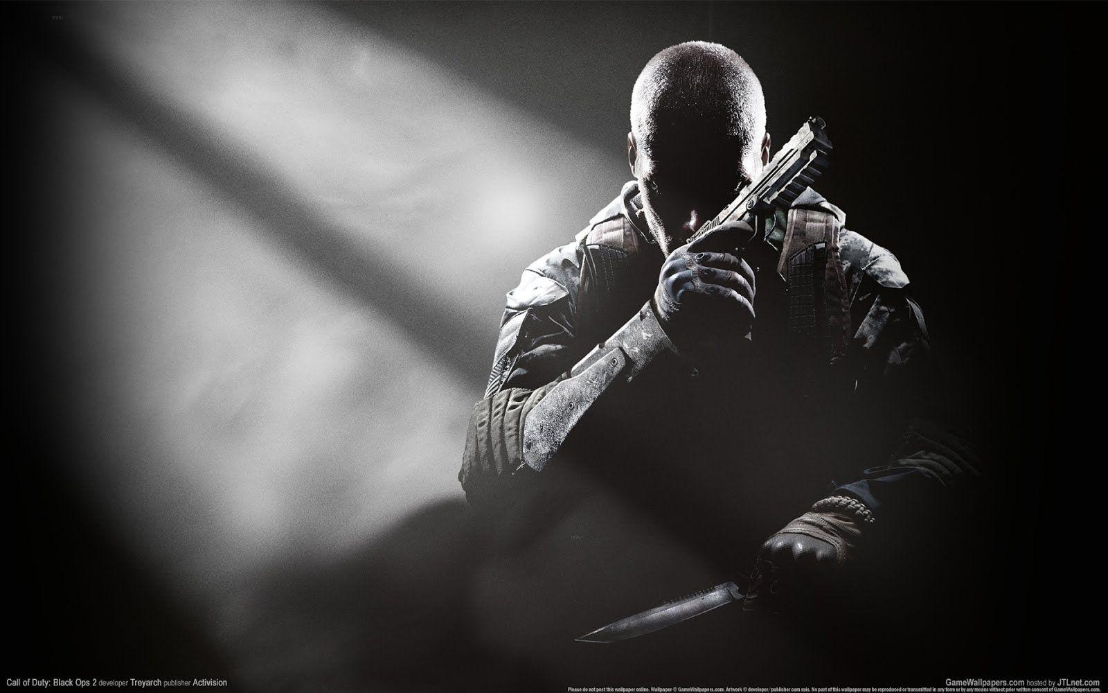 Call of Duty Black Ops II Wallpapers Free Download