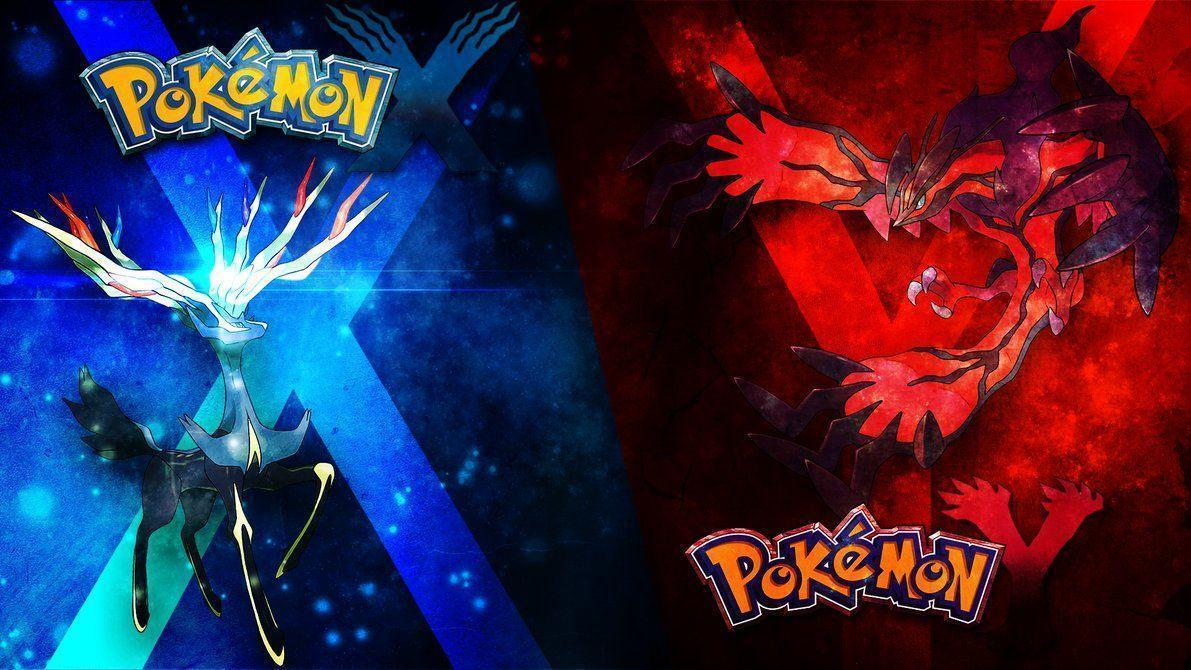 Pokemon Xy Cave Of Mirrors Images