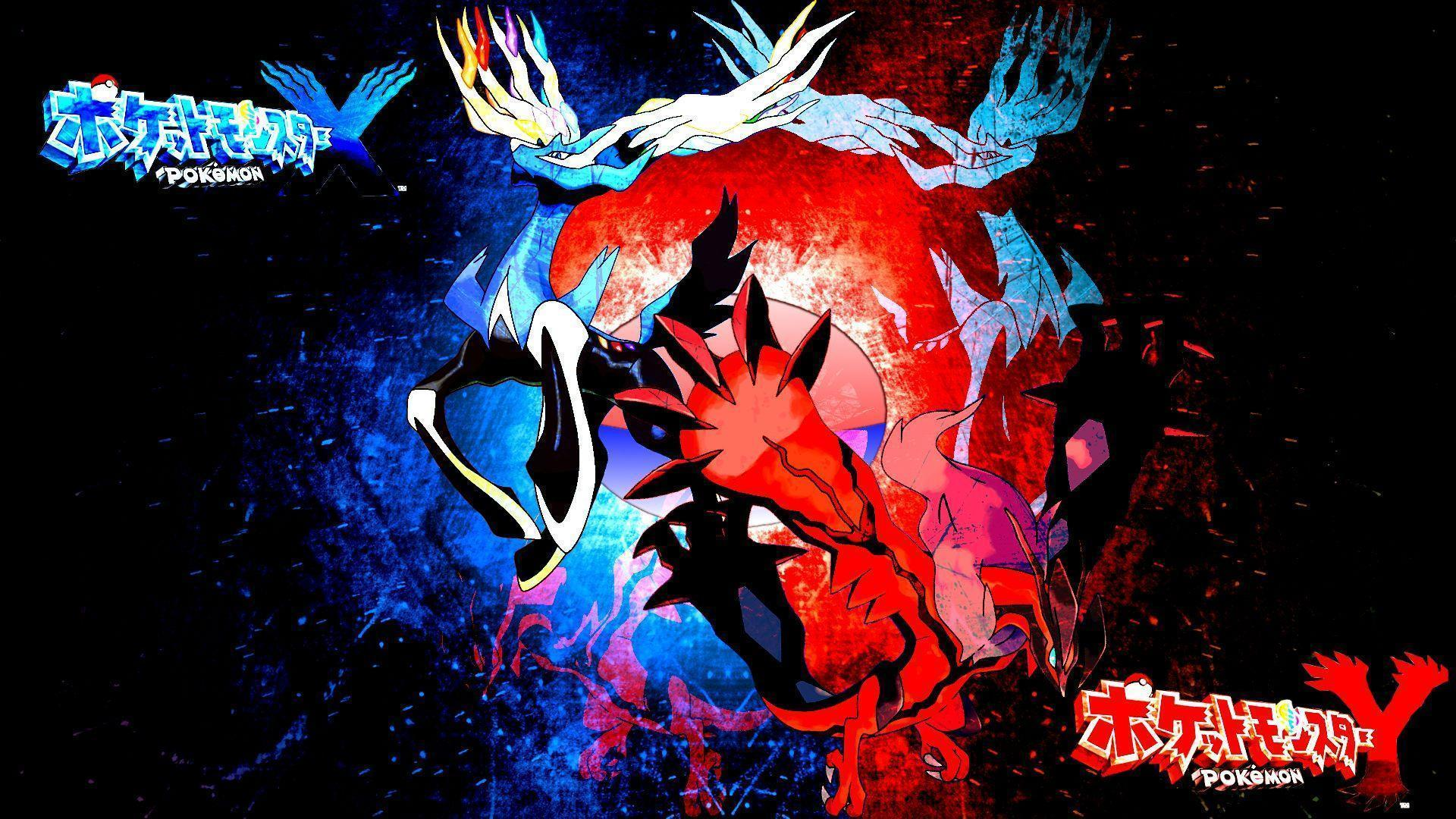 Legendary Pokemon image X/Y legendaries HD wallpapers and backgrounds