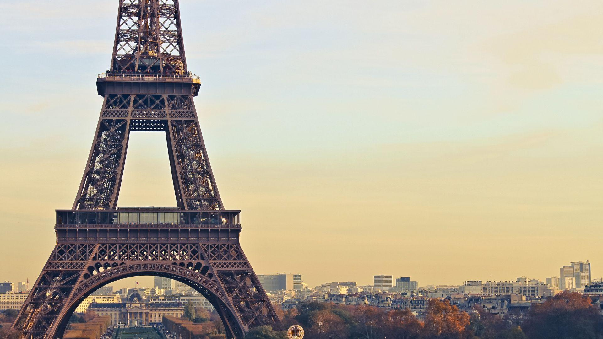 Eiffel Tower Paris France Wallpapers