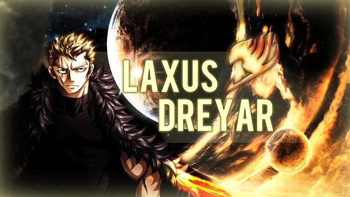 Laxus Dreyar Wallpapers - Wallpaper Cave