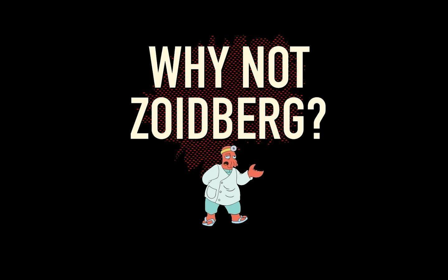 futurama funny dr zoidberg questions black backgrounds
