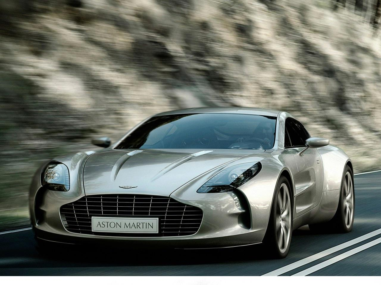 31 Aston Martin One-77 HD Wallpapers | Backgrounds - Wallpaper Abyss