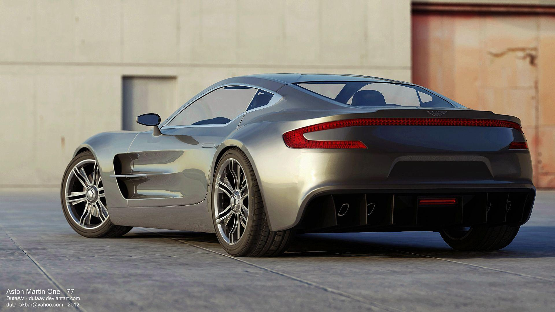 Hd Wallpapers Of Aston Martin One 77 | Images Guru