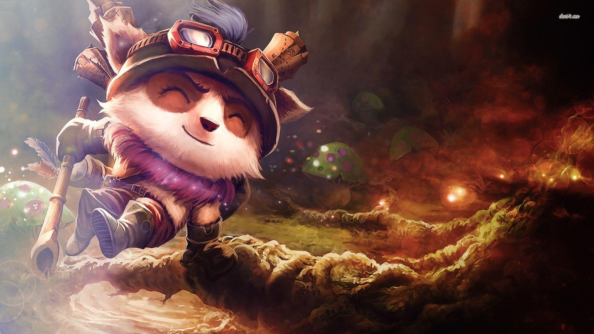 teemo wallpaper - photo #2
