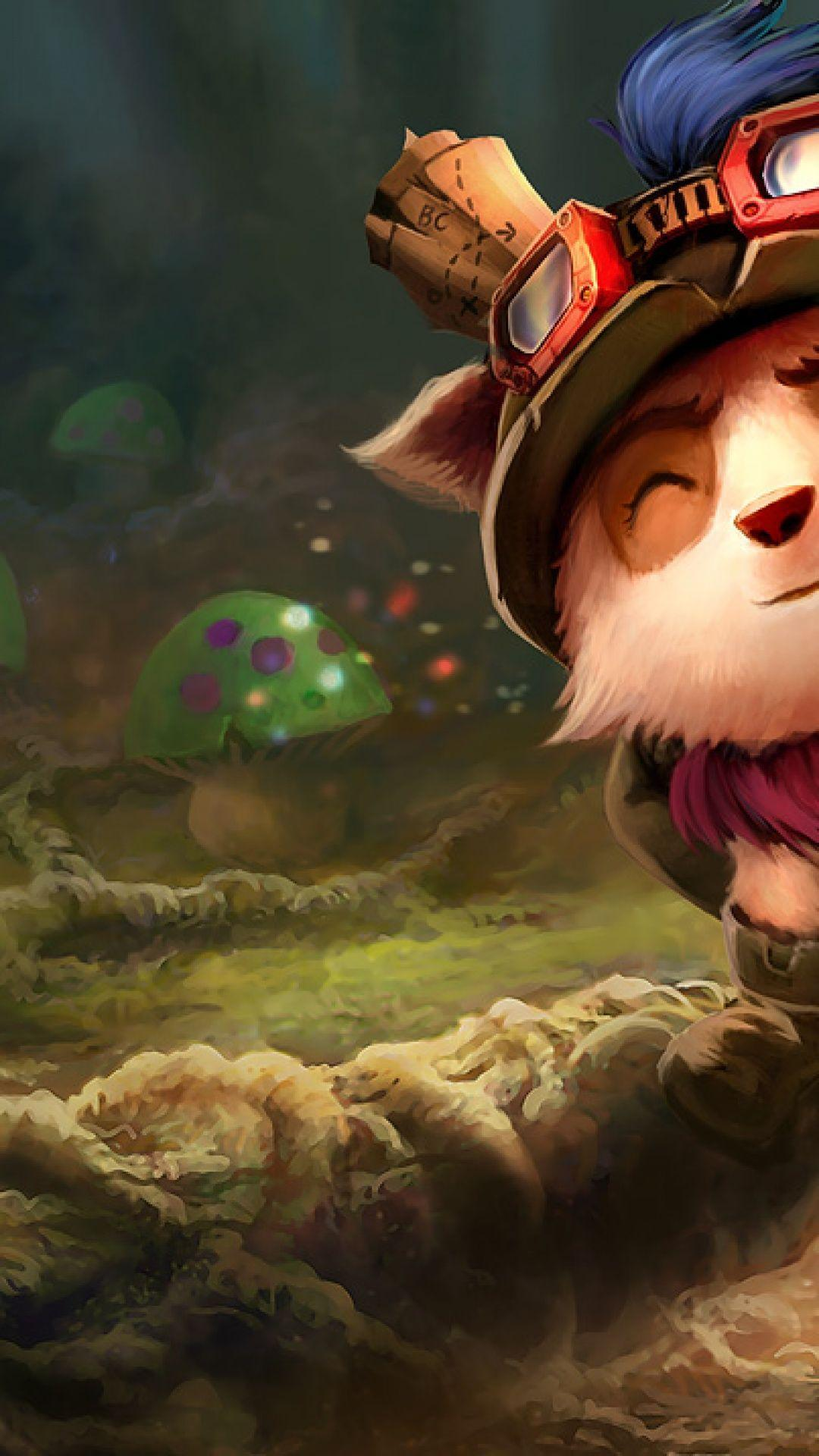 teemo wallpaper - photo #15