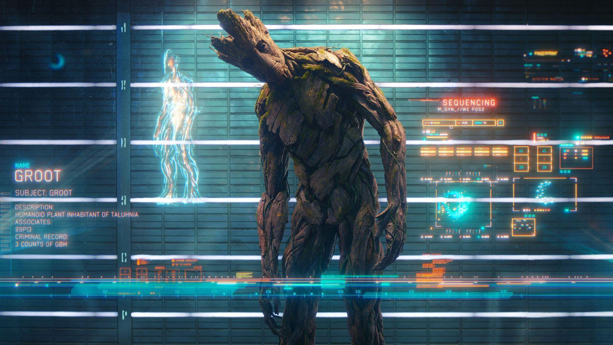 Groot Wallpapers Wallpaper Cave