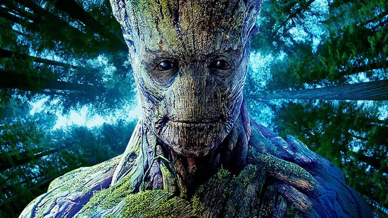 Groot HD Wallpaper - WallpaperSafari