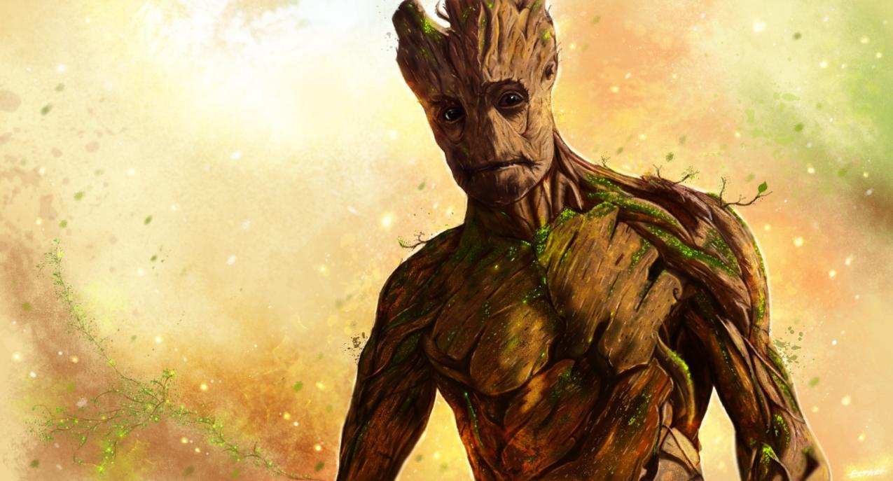 Groot Wallpaper HD | Wallpaper Zone